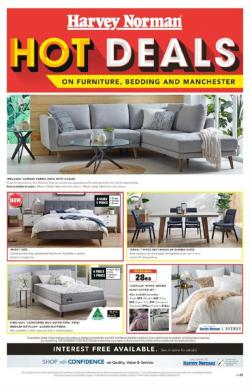 Harvey Norman Catalogue 29 Mar - 21 Apr 2019
