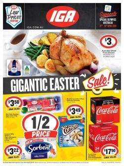 IGA Catalogue 10 - 16 Apr 2019