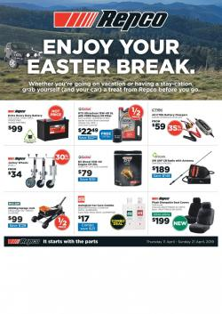Repco Catalogue 11 - 21 Apr 2019