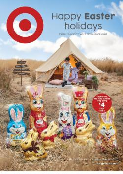 Target Catalogue 11 - 28 Apr 2019