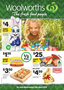 Woolworths Catalogue 10 - 16 Apr 2019
