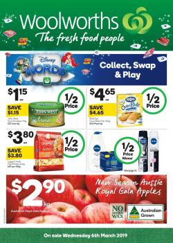 Woolworths Catalogue 6 - 12 Mar 2019